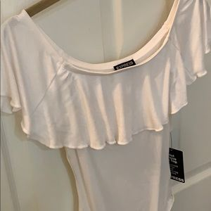 Express Tops - NWT express extra small body suit